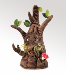 Folkmanis Enchanted Tree Puppet