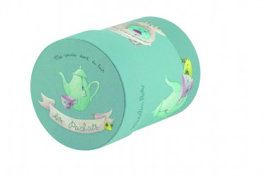 Milk Tooth Mouse Tooth Fairy Box