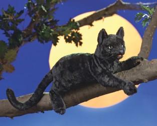 Folkmanis Black Cat Puppet