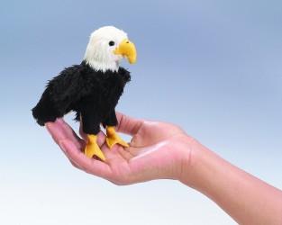 Folkmanis Little Eagle Puppet