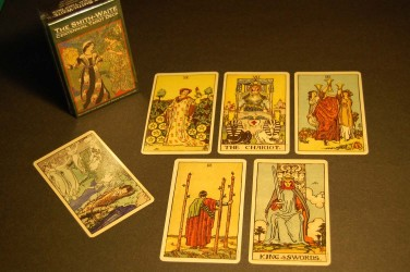 The Smith-Waite Centennial Tarot Deck