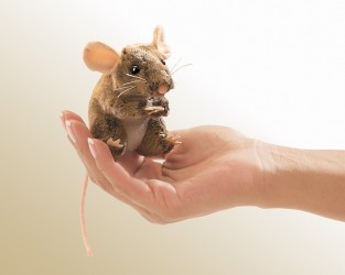 Folkmanis Field Mouse Puppet