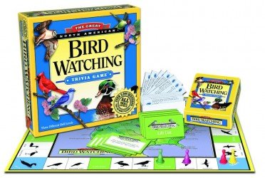 The Great North American Bird Watching Trivia Game