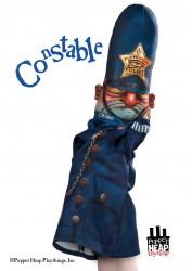 Spudbottom Constable Puppet