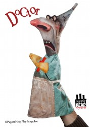 Spudbottom Doctor Puppet