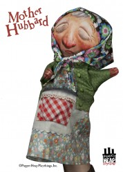 Spudbottom Mother Hubbard Puppet
