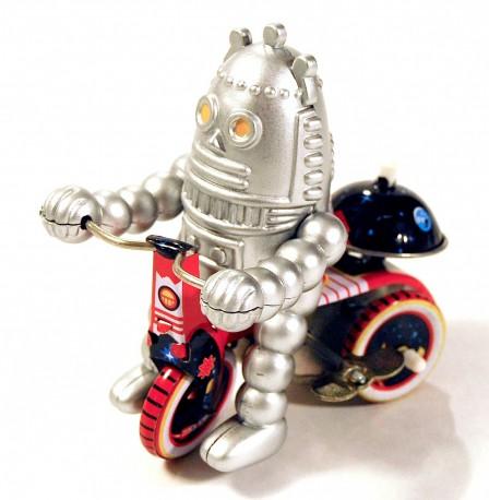 Baby Robot Windup