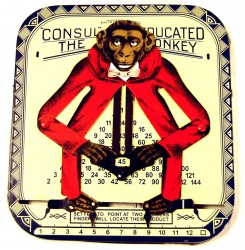 Consul the Educated Monkey