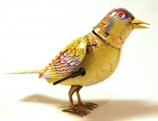 Singing Bird Wind-up