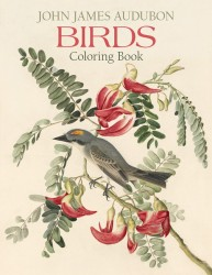 Audubon Birds Coloring Book
