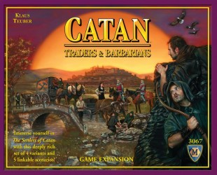 Catan: Traders & Baraberians Expansion