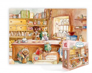 Ginger and Pickles' Shop Puzzle