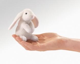 Folkmanis Lop-eared Bunny Finger Puppet