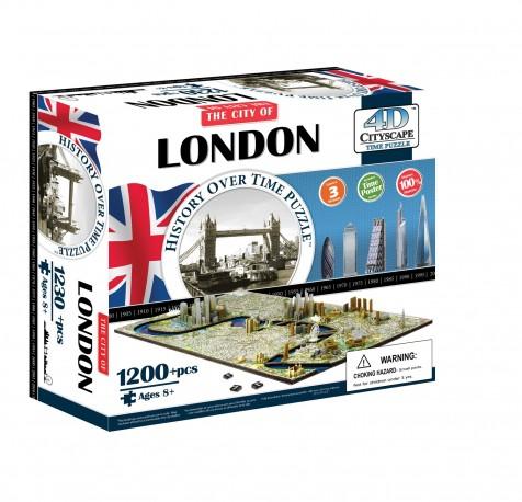 4D Cityscape London