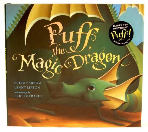 Puff the Magic Dragon Storybook