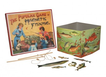 The Popular Game of Magnetic Fishing