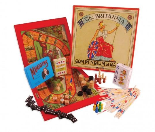 The Britannia Compendium of Games