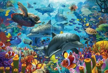 Coral Sea Puzzle