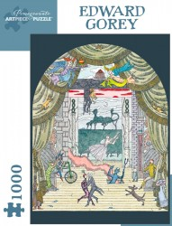 Edward Gorey Theatre Puzzle