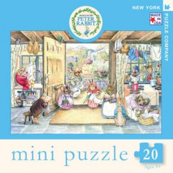 Beatrix Potter's General Store Mini Puzzle