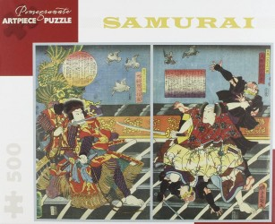 Samurai Puzzle 500 pieces