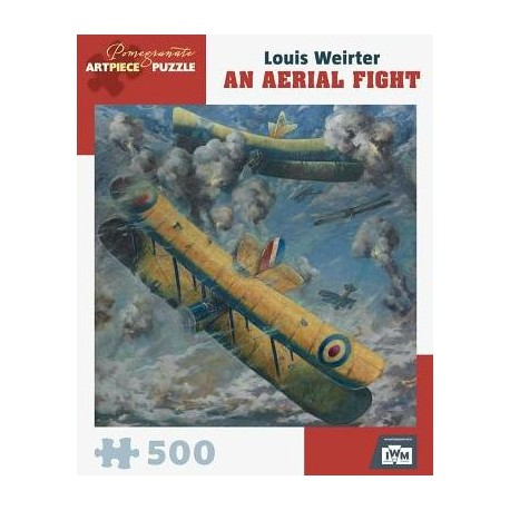 An Aerial Fight 500 piece puzzle