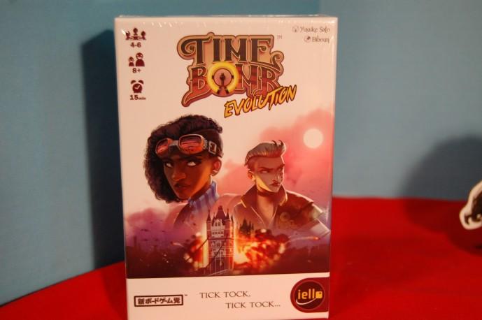 Time Bomb Evolution