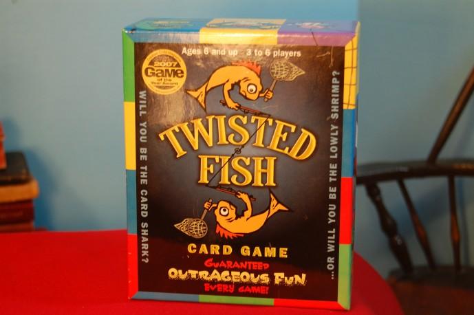 Twisted Fish
