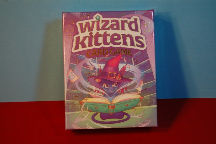 Wizard Kittens Card Game