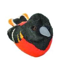 Audubon Birds Baltimore Oriole