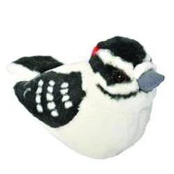 Audubon Birds Downy Woodpecker