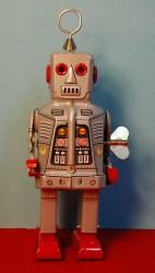 Sparky Space Robot