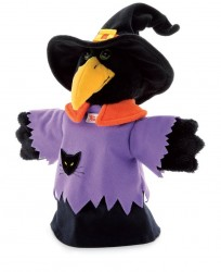 Trudi Crow Witch Puppet